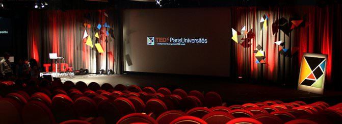TEDx Paris Universités