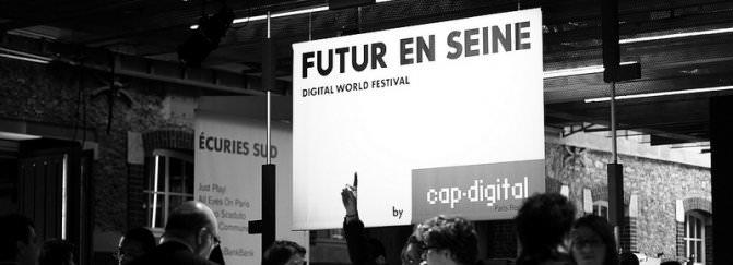 Futur en Seine, le festival du numérique