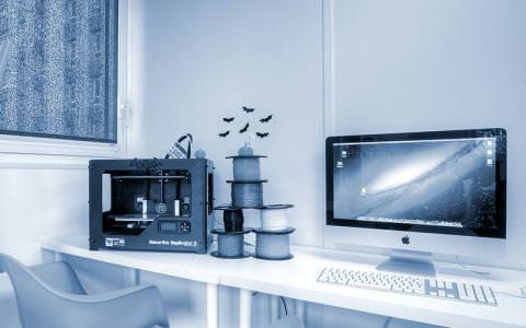 L'imprimante 3D Replicator 2