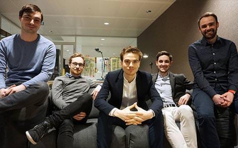 Equipe startup Kushim