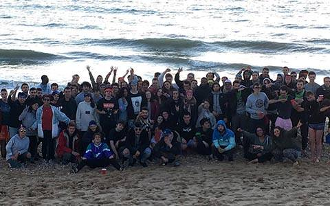 weekend cohesion la web school