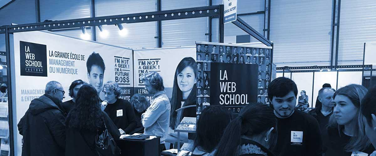 Salon des grandes écoles de commerce et d'ingénieurs