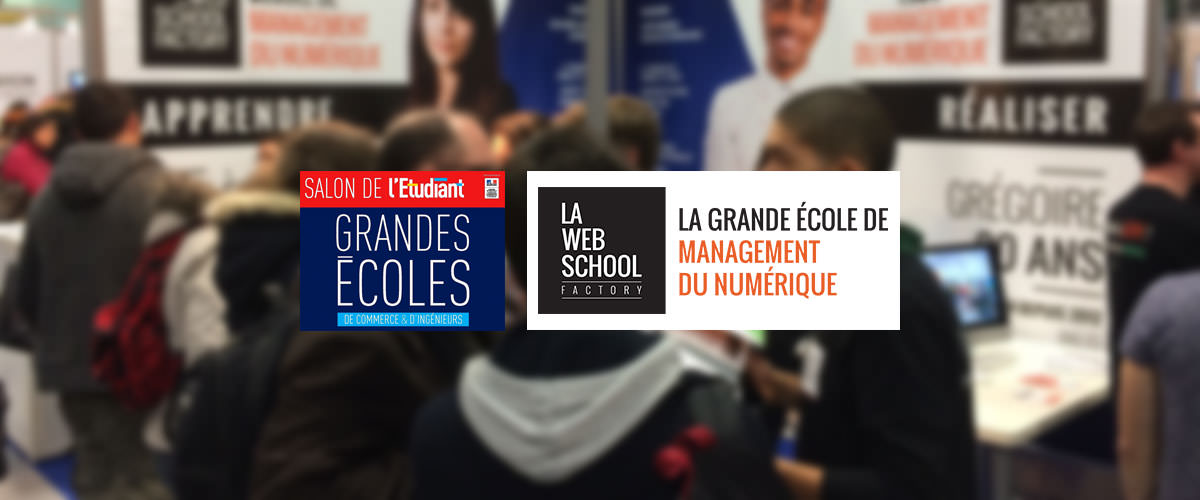 Salon l 39 etudiant grandes coles de commerce et for Salon grande ecole