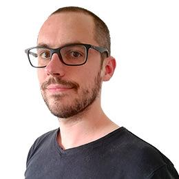 Arthur Grosjean intervenant a la web school