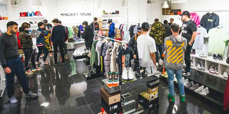 boutique en ligne Massine