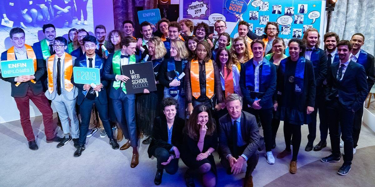 Diplômation étudiant promotion 2019