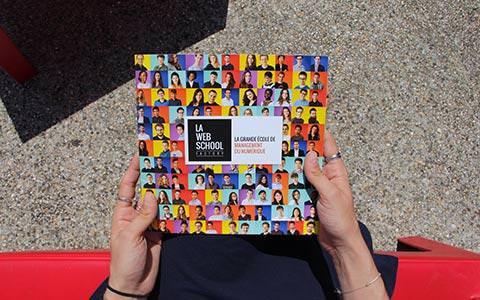 Brochure de La Web School