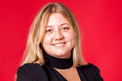 Lea Benedetti étudiante web school