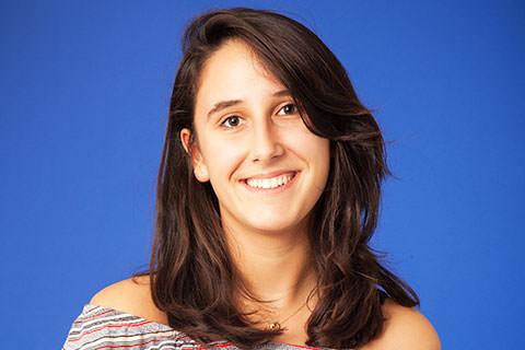 Morgane nurdin étudiante a la web schol