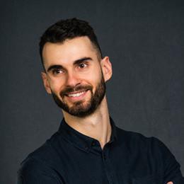 Joris Oger diplômé de la web school