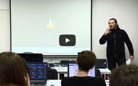 Conférence Musique électronique et Nouvelles Technologies