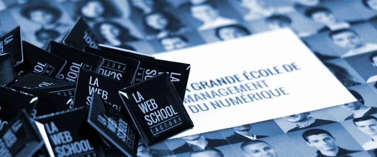 ecole Web School Factory en vidéos