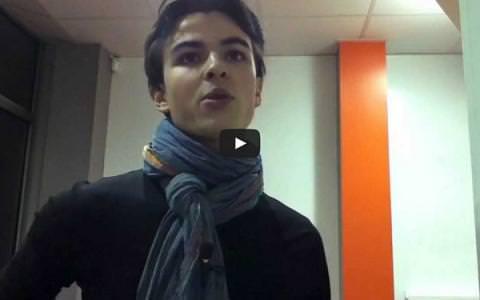 étudiant en Prépa à la Web School Factory