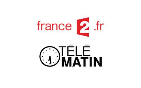 L'école des métiers du web sur France 2 avec Télématin