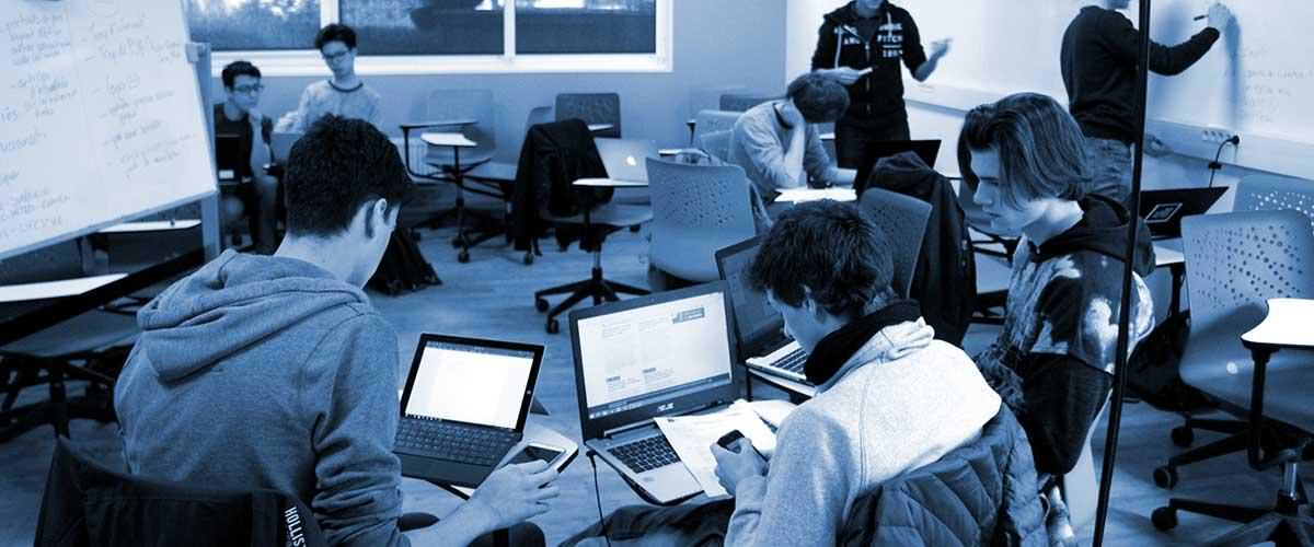 Réorientation Admission parallèle école du web