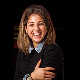 Sophie Cadoum étudiante web school