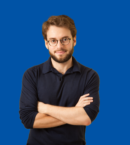 Thomas Pariente responsable de la majeure tech web school